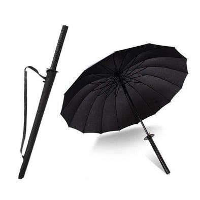 Samurai Umbrella - BG's Cool Nerd