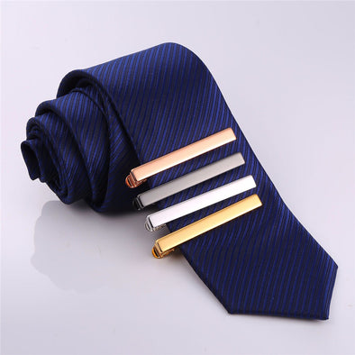 4PCS Male Business Tie Clip - BG's Cool Nerd