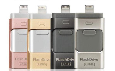 Mobile USB Flash Drive For iPhone and Android Devices - BG's Cool Nerd