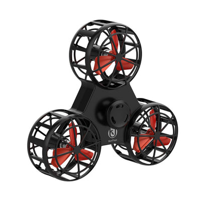 Flying Fidget Spinner - BG's Cool Nerd