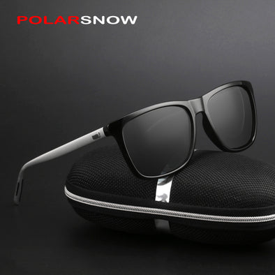 POLARSNOW Aluminum+TR90 Polarized Sunglasses - BG's Cool Nerd