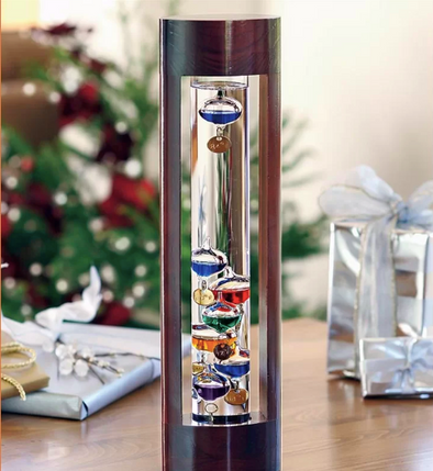 Galileo Thermometer - BG's Cool Nerd