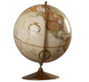 12'' Traditional World Globe - BG's Cool Nerd