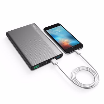 20000MAH DUAL USB PORTABLE EXTERNAL BATTERY CHARGER - BG's Cool Nerd