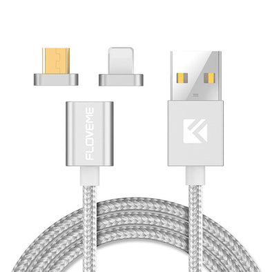 Magnetic Cable For iOS & Android Mobile Devices - BG's Cool Nerd