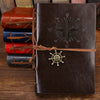 Vintage Pirate Spiral Journal - BG's Cool Nerd