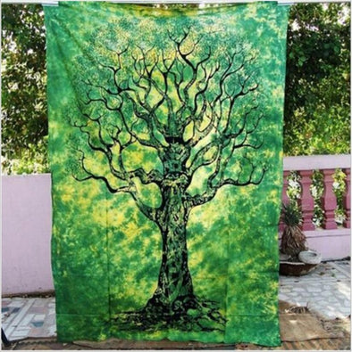 Natural Tree Tapestry - BG's Cool Nerd