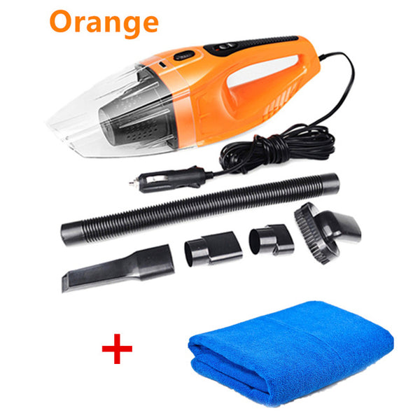 120W Portable Car Vacuum Cleaner - BG's Cool Nerd
