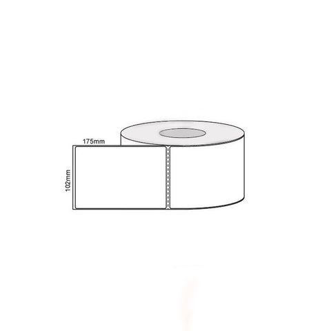 Courier Label 102x175mm / 200 per roll
