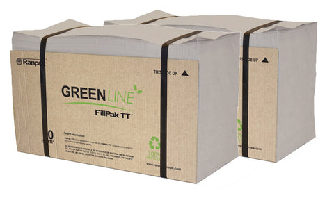 Ranpak Fillpak TT Greenline 70gsm x 360m (x2 packs)