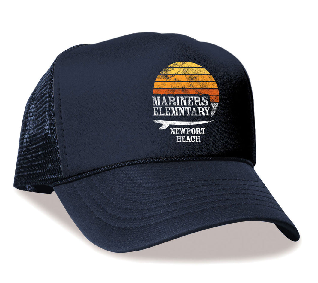 2019-2020 Mariners Trucker Hat