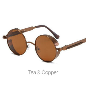 Tea & Copper Time Traveller Sunglasses