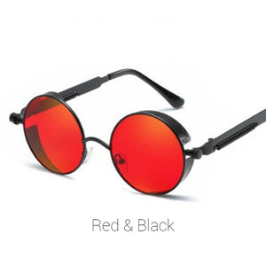 Red & Black Time Traveller Sunglasses
