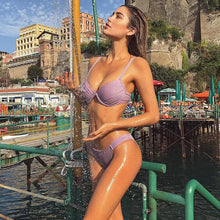 Sorrento Bikini on model