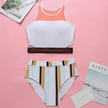 The Hamptons Bikini flat lay