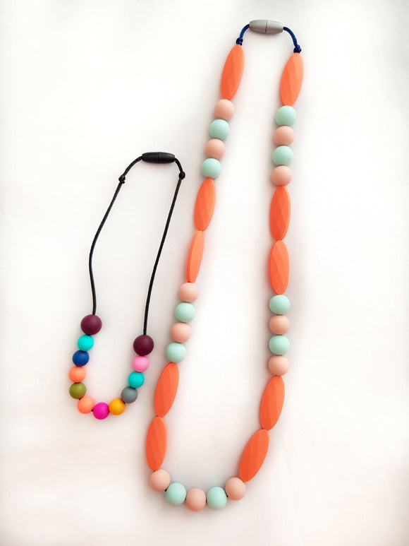 Silicone Necklaces & Accessories