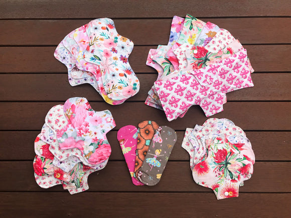 Cotton Cloth Pads