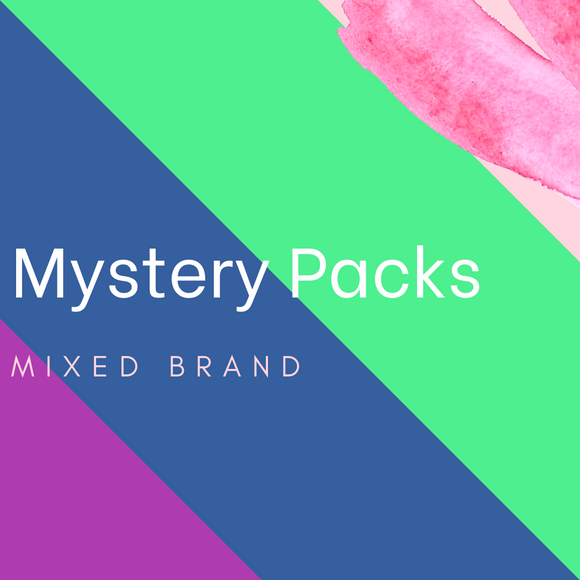 Mixed Brand Mystery Pack