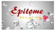 Epitome - it's a girl thing!