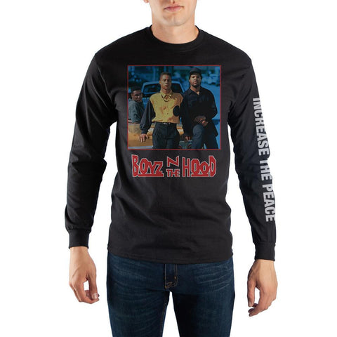 Boyz N The Hood Long Sleeve Shirt