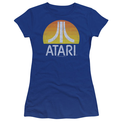 Atari - Sunrise Eroded Premium Bella Junior Sheer Jersey