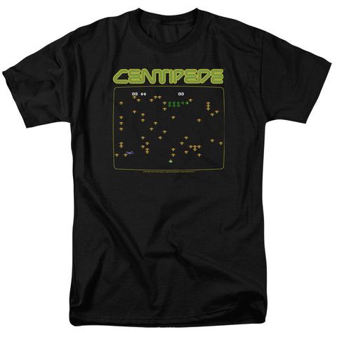 Atari - Centipede Screen Short Sleeve Adult 18/1