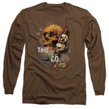 Survivor - Time To Go Long Sleeve Adult 18/1