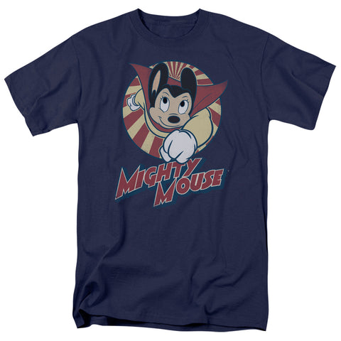 Mighty Mouse - The One The Only Short Sleeve Adult 18/1