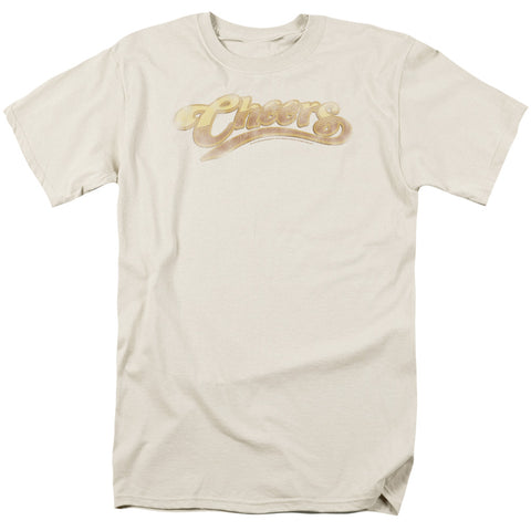 Cheers - Cheers Distressed Short Sleeve Adult 18/1