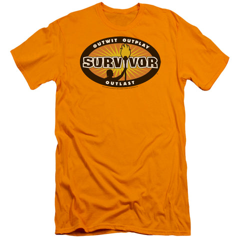 Survivor - Gold Burst Premuim Canvas Adult Slim Fit 30/1
