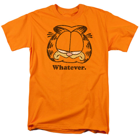 Garfield - Whatever Short Sleeve Adult 18/1