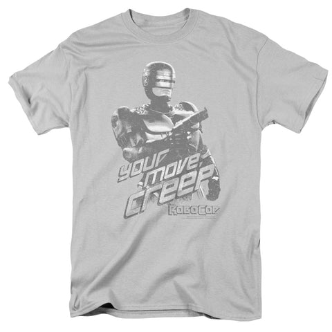 Robocop - Your Move Creep Short Sleeve Adult 18/1