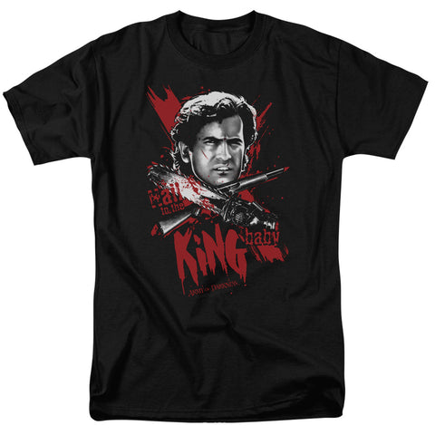 Army Of Darkness - Hail To The King Short Sleeve Adult 18/1