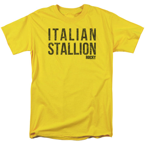 Rocky - Italian Stallion Short Sleeve Adult 18/1
