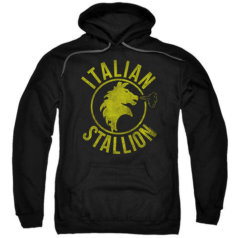 Rocky - Italian Stallion Horse Adult Pull Over Hoodie