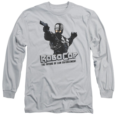 Robocop - Future Of Law Long Sleeve Adult 18/1