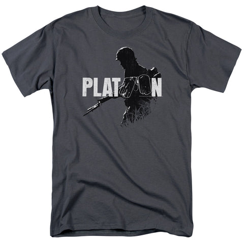 Platoon - Shadow Of War Short Sleeve Adult 18/1