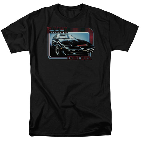 Knight Rider - Kitt Short Sleeve Adult 18/1