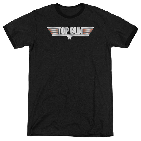 Top Gun - Logo Adult Heather