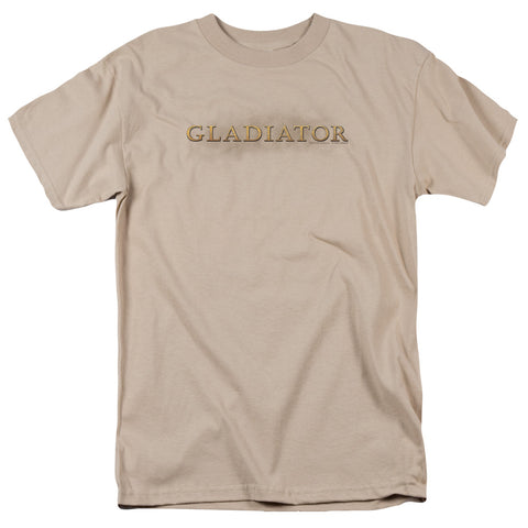 Gladiator - Logo Short Sleeve Adult 18/1