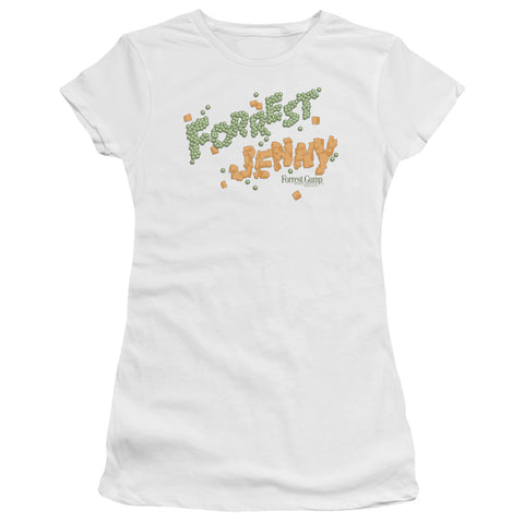 Forrest Gump - Peas And Carrots Premium Bella Junior Sheer Jersey