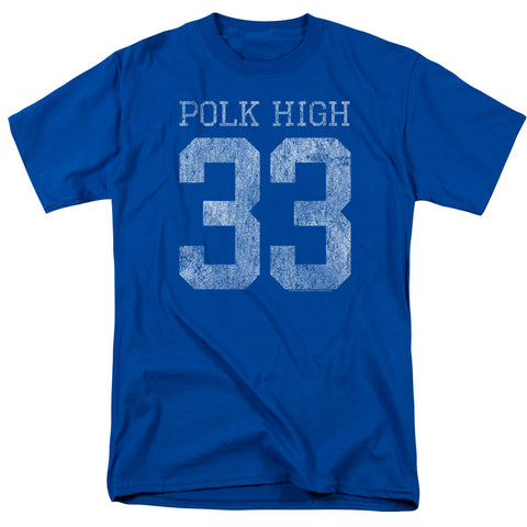 Married With Children - Polk High Short Sleeve Adult 18/1