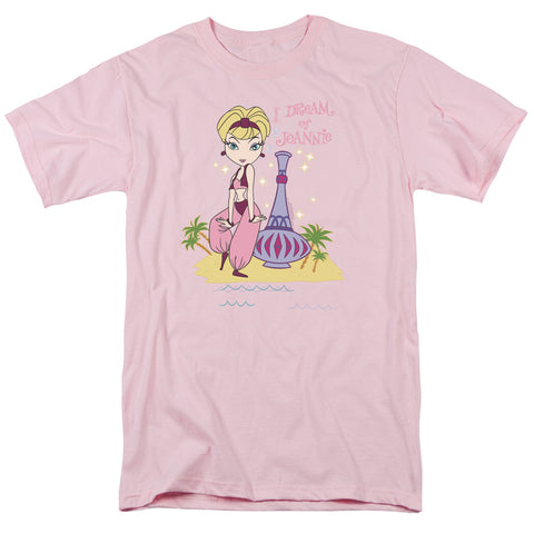 I Dream Of Jeannie - Island Dance Short Sleeve Adult 18/1