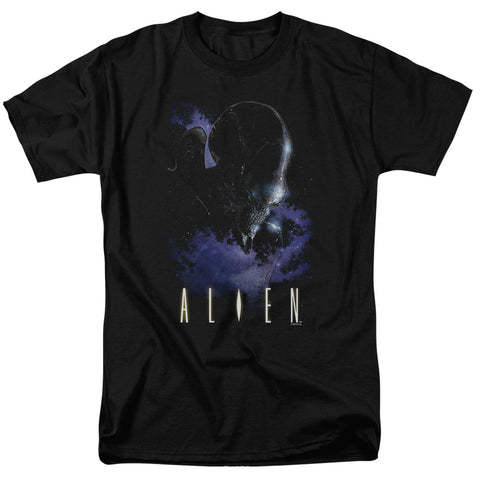 Alien - In Space Short Sleeve Adult 18/1