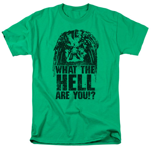 Predator - What Are You Short Sleeve Adult 18/1