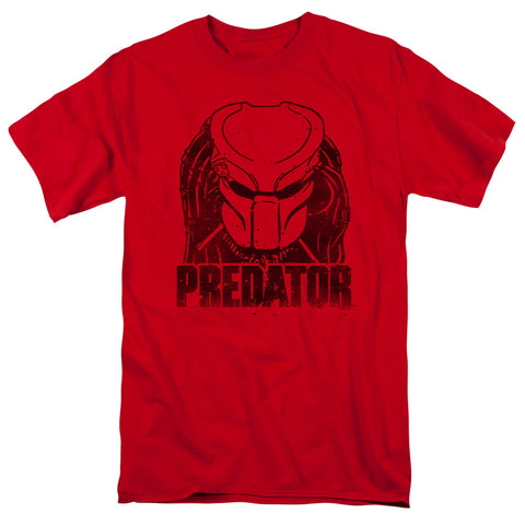 Predator - Logo Short Sleeve Adult 18/1