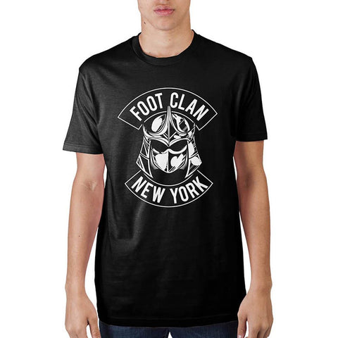 Teenage Mutant Ninja Turtles Foot Clan New York T-Shirt