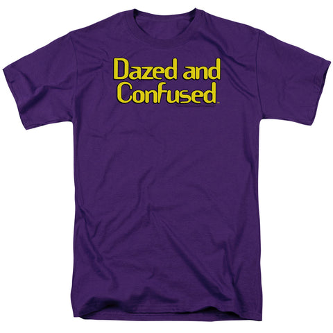 Dazed And Confused - Dazed Logo Short Sleeve Adult 18/1