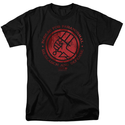 Hellboy II - Bprd Logo Short Sleeve Adult 18/1