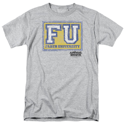 Animal House - Faber University Short Sleeve Adult 18/1